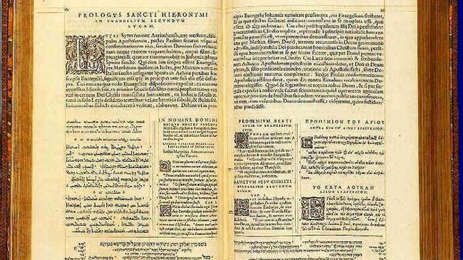 Biblia Políglota