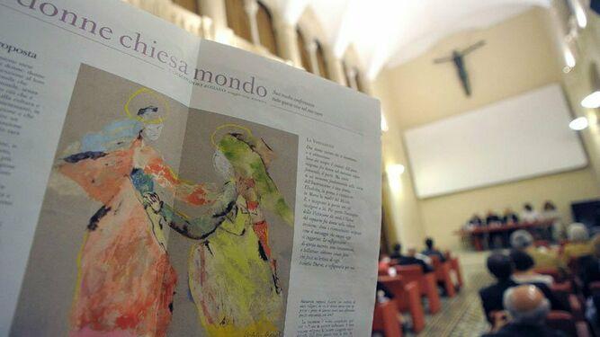 Mujeres, Iglesia, mundo