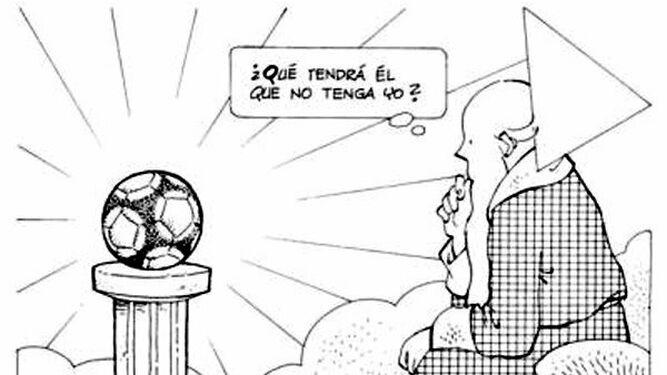 Dios y el fútbol