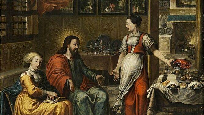 La relación de Jesucristo con las mujeres
