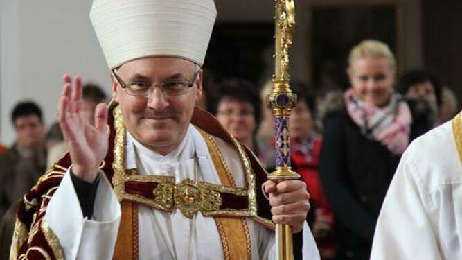 El actual obispo de Ratisbona
