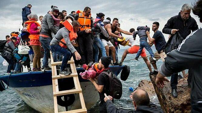 Rescatemos a los inmigrantes ya