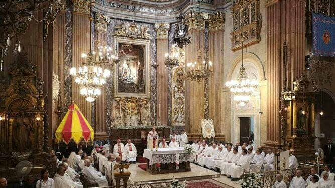 Misa en Cataluña