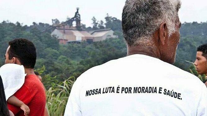 La lucha de los afectados por la minería en Brasil