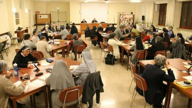 Reunión de la UISG