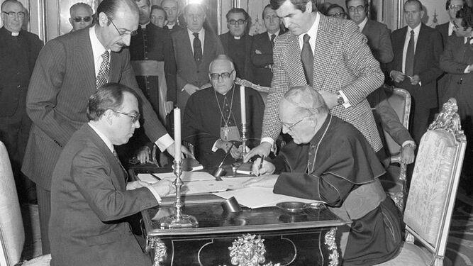 Acuerdos Iglesia-Estado