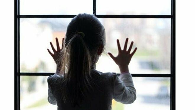 No a la violencia contra la infancia
