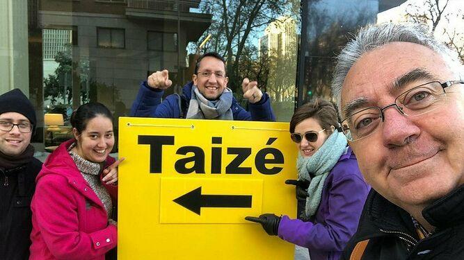 MOreno en Taizé