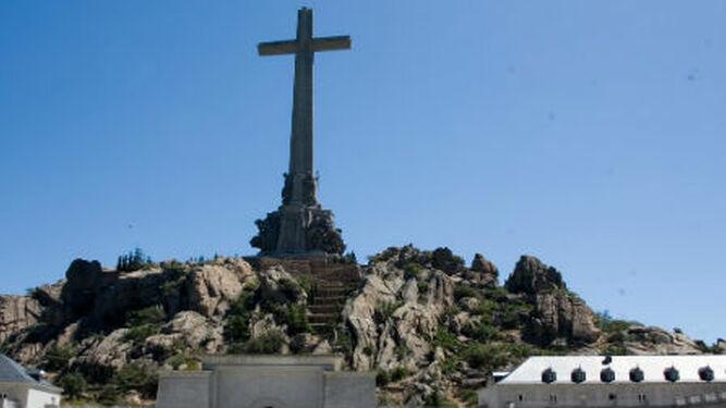 """Juan XXIII llamó """"hito hacia el cielo"""" y """"obra única y monumental"""" al Valle de los Caídos"""