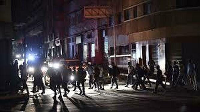 Venezuela, a oscuras