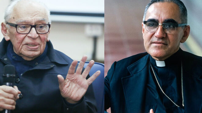 Gustavo Gutiérrez, op, y San Óscar Romero