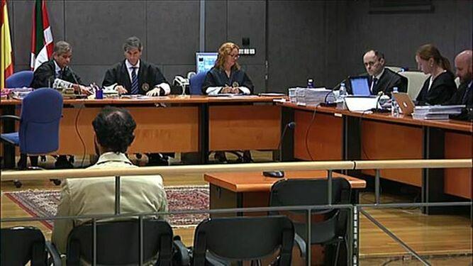 Un momento del juicio por el 'caso Gaztelueta'