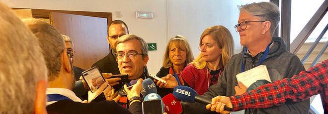 Argüello 'explica' a Blázquez: los obispos no felicitarán a Sánchez hasta que no forme Gobierno - Religión Digital