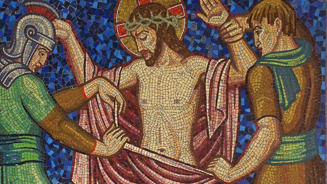 Jesucristo, abusado