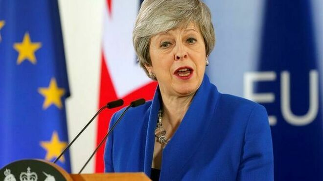 """Theresa May: """"Se han atacado iglesias. Se ha asesinado a cristianos"""""""