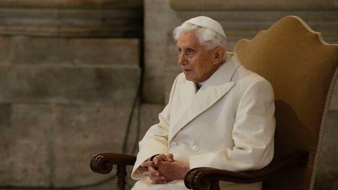 El Papa Emérito, Benedicto XVI
