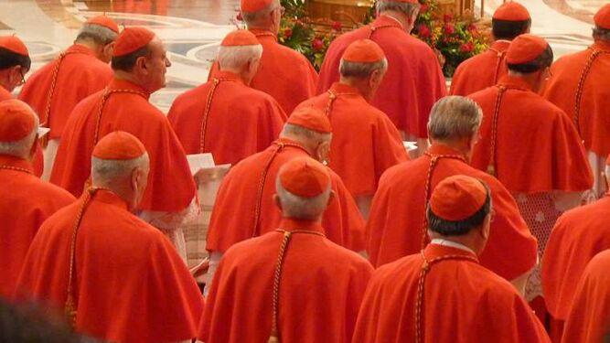 Consistorio de cardenales