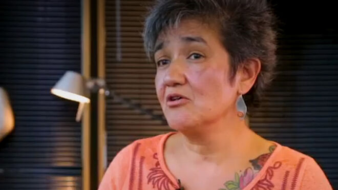 La ingeniera y teóloga Marcela Aranda