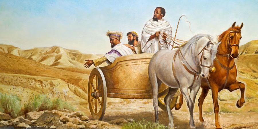 Felipe y el etiope