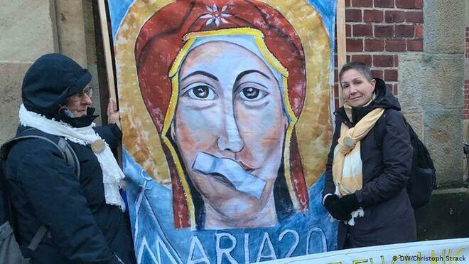 Católicas alemanas inician una huelga para protestar contra el machismo y los abusos en la Iglesia