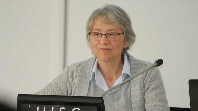 Jolanda Kafka, nueva presidenta de la UISG