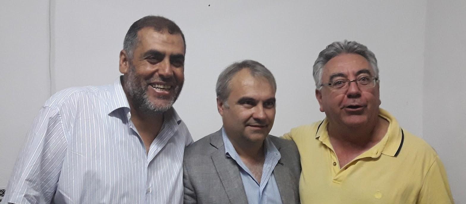 Imán, alcalde y sacerdote