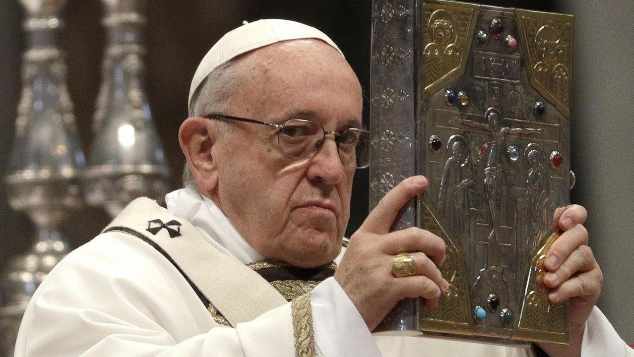 El papa Francisco y el infierno