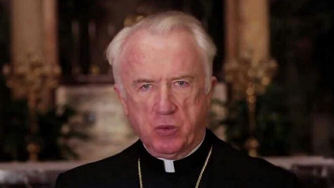 El ex-obispo de Wheeling-Charleston, Michael J. Bransfield