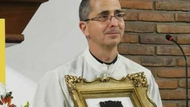 El diácono argentino asesinado, Guillermo Luquin