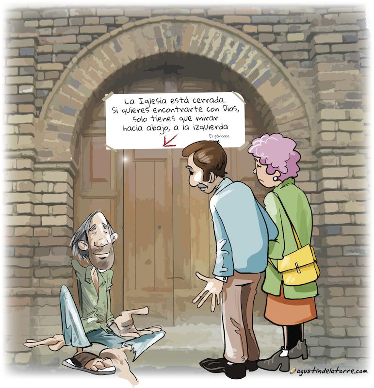 Corpus y pobres