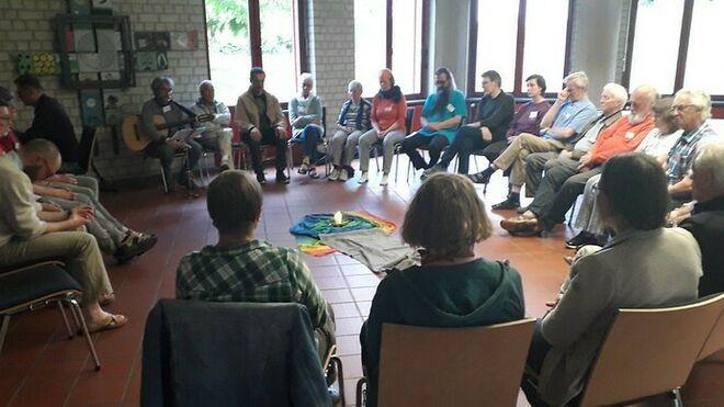 XXXV Encuentro Europeo de Curas Obreros, celebrado en Pentecostés