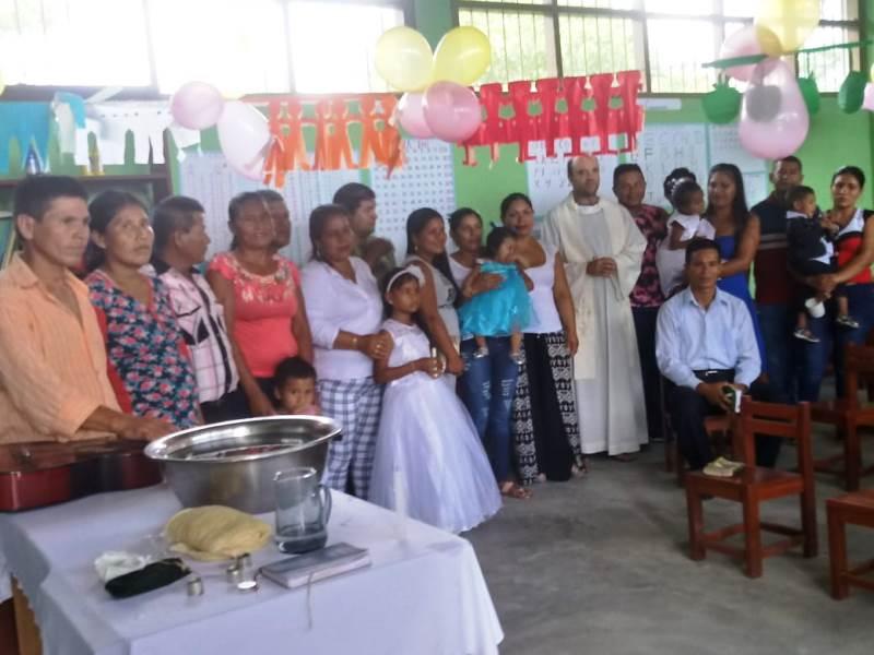 Narco-bautizo