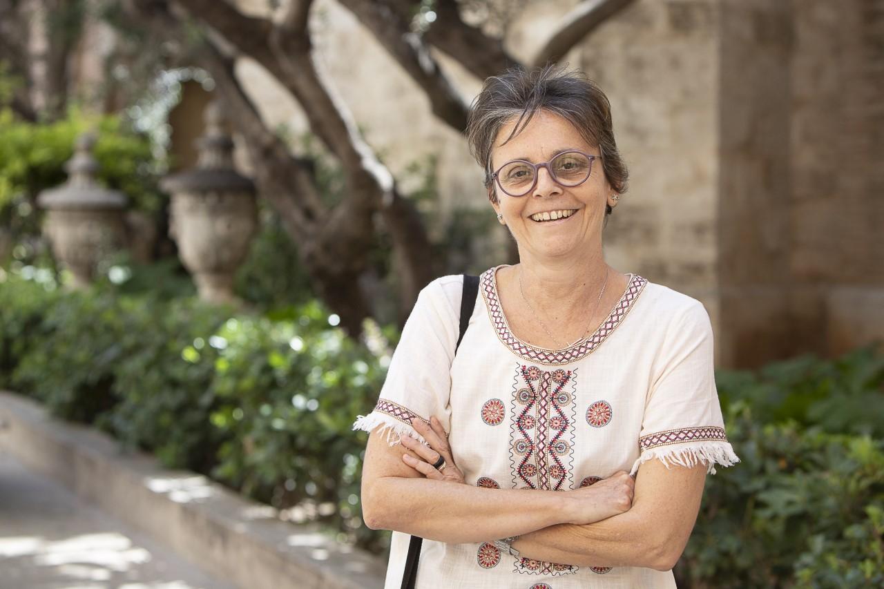 Eugenia Lloris, misionera