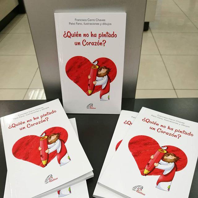'¿Quién no ha pintado un corazón?', libro de Paulinas