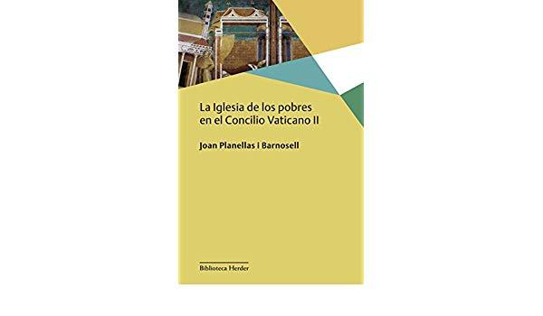 El libro de Planellas, editado por Herder