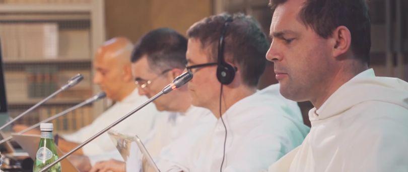 Capítulo general de los dominicos en Vietnam
