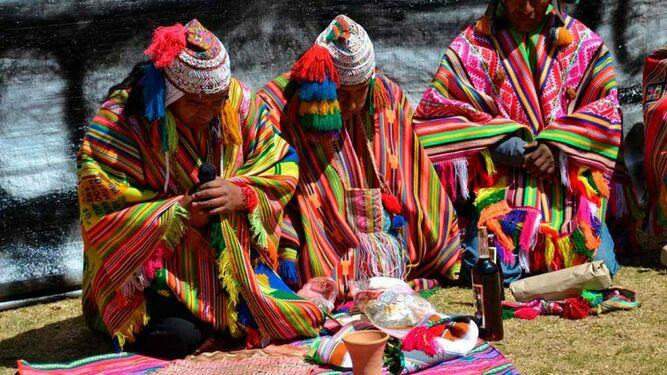"""""""Redes de solidaridad con los pueblos originarios de la Amazonía"""""""