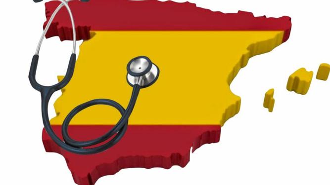 España, enferma