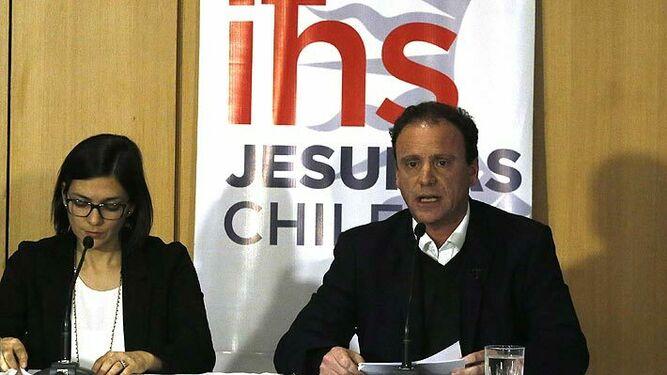 Líder de los jesuitas en Chile