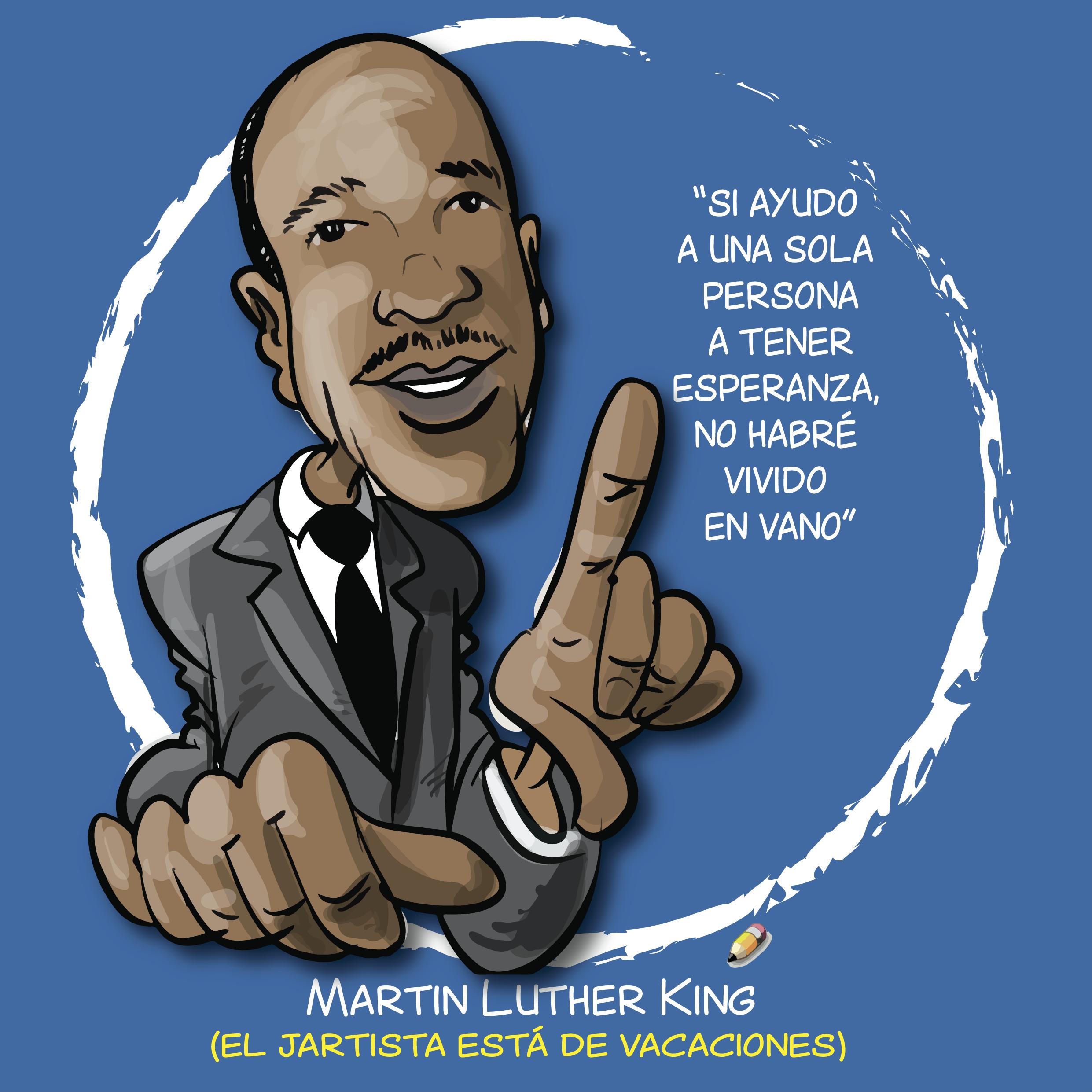 elJartista 237_02.07.19_MARTIN L KING_Mesa de trabajo 1