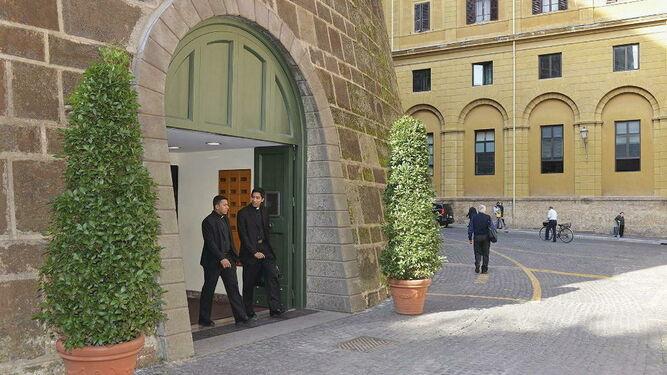 Sede del Banco Vaticano