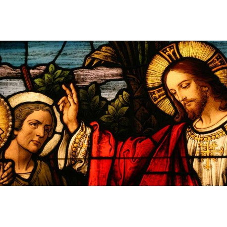 Jesús, personaje único