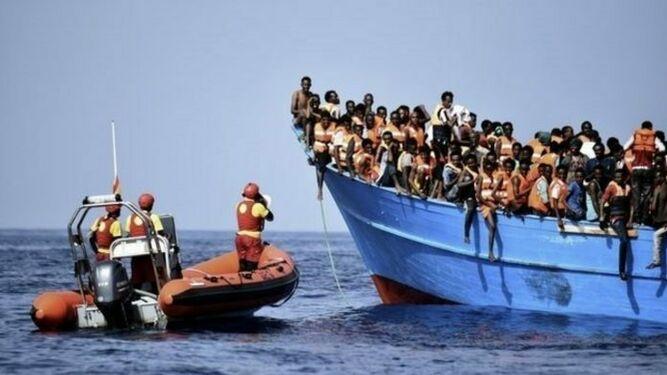 Una respuesta para los rescatados del Open Arms y el Viking