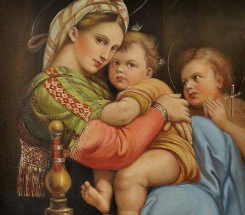 La mujer que hay en María