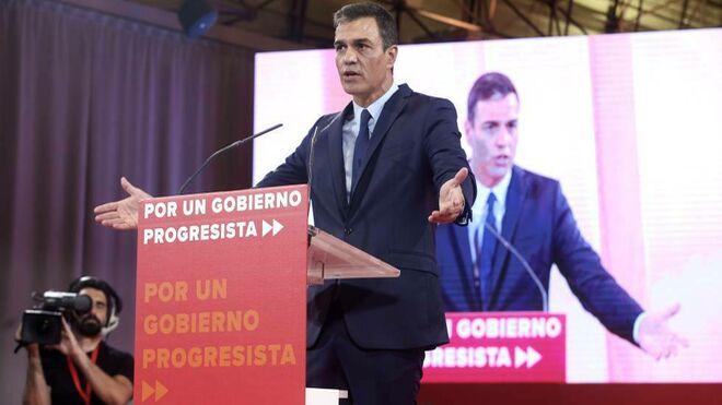 Pedro Sánchez presenta su nuevo programa para un Gobierno con Unidas Podemos