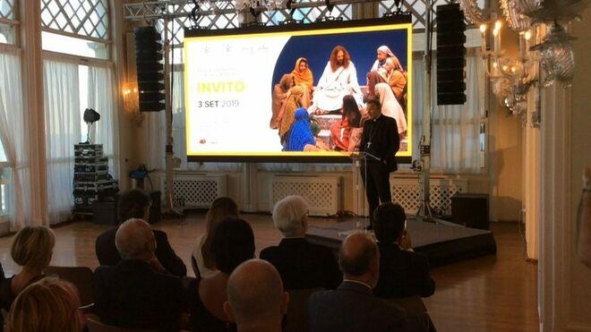 Presentación del Videocatecismo de la Iglesia Católica
