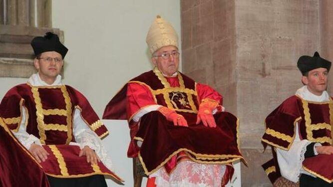 El cardenal Brandmüller