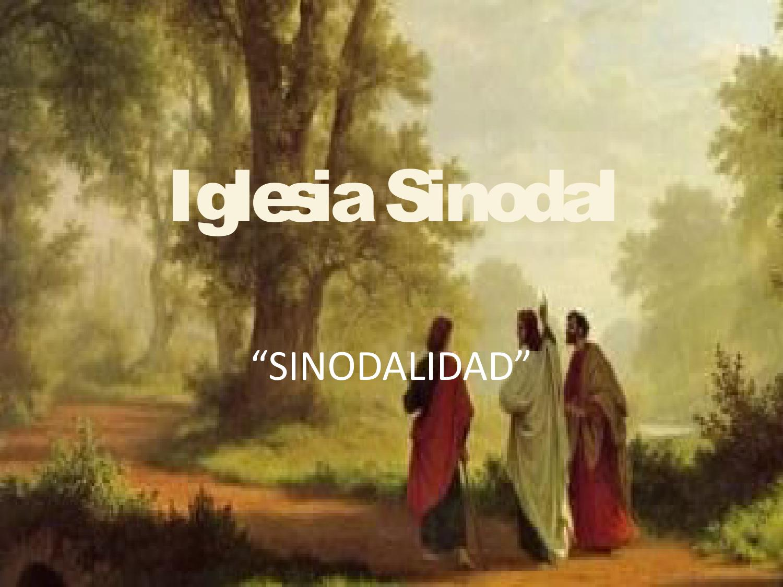 Sinodalidad1