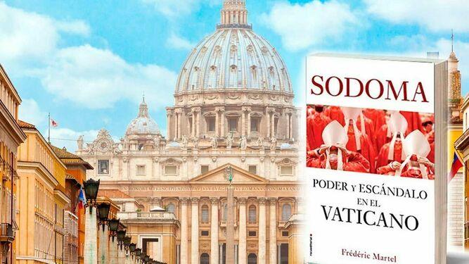 """""""Sodoma. Poder y escándalo en el Vaticano"""", de Frédéric Martel"""