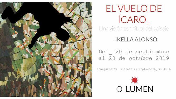 Exposición de Ikella Alonso